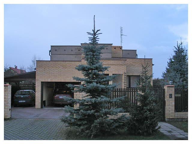 Przeglądasz zdjęcia z realizacji: Dom jednorodzinny Poznań Jeżyce
