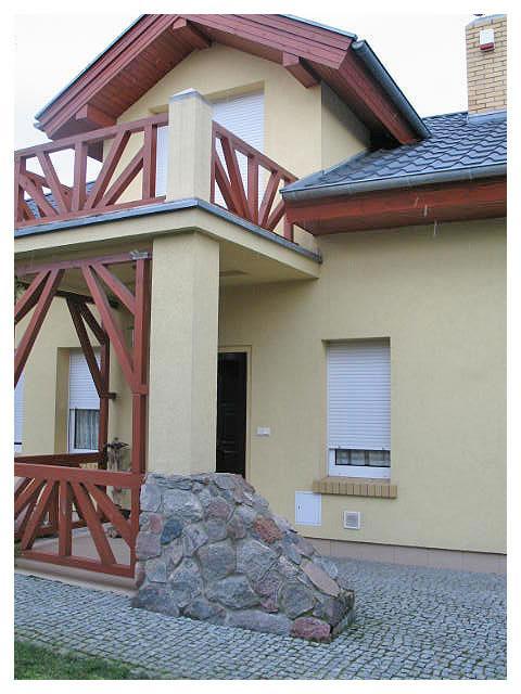 Przeglądasz zdjęcia z realizacji: Dom jednorodzinny Poznań Nowe Miasto