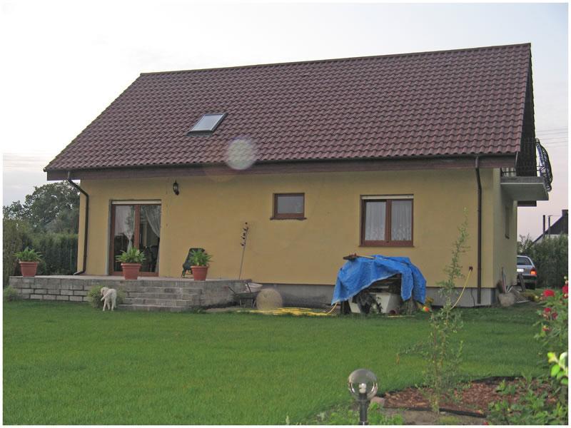 Przeglądasz zdjęcia z realizacji: Dom w Golęczewie