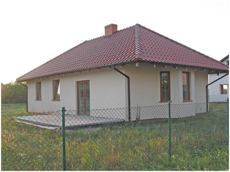 Przeglądasz zdjęcia z realizacji: Dom w Rokietnicy