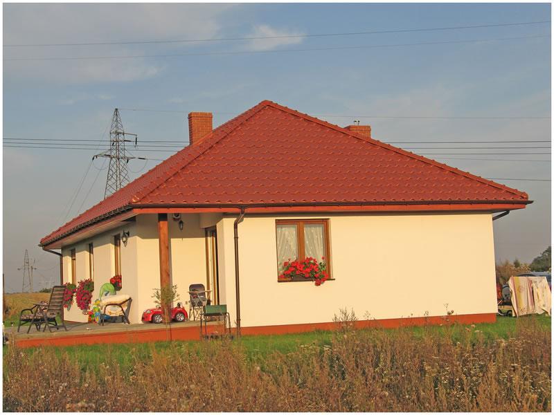 Przeglądasz zdjęcia z realizacji: Dom w Starzynach