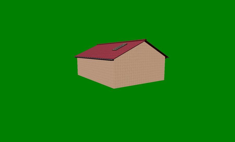Przeglądasz zdjęcia z realizacji: Budynek gospodarczy