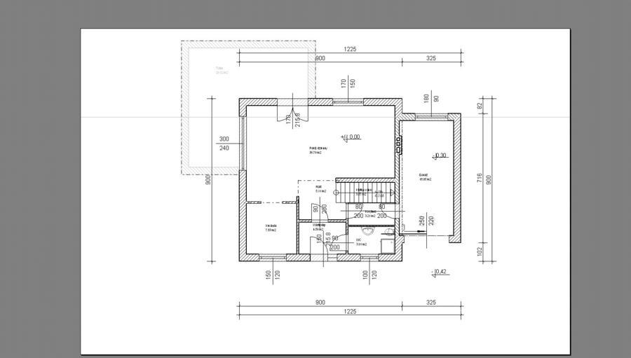 Przeglądasz zdjęcia z realizacji: Budynek mieszkalny jednorodzinny